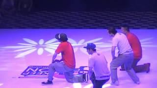 KOD8 @ USA vs Korea Poppin Team Battle