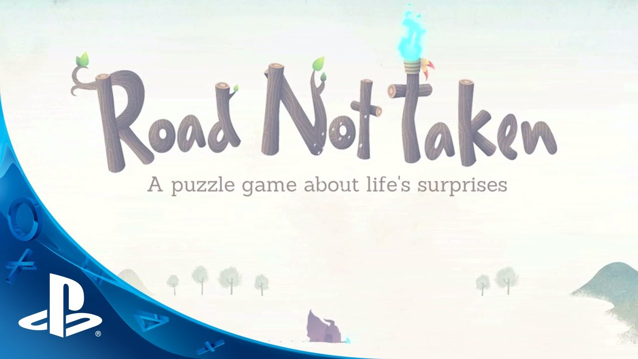The Unique Puzzles of Road Not Taken on PS4