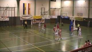 preview picture of video 'UBBC Herzogenburg    Basketball highlights 2009'
