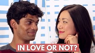 Video He Was Clueless, But She Didn't Stop Trying! | In Love or Not MP3, 3GP, MP4, WEBM, AVI, FLV September 2019