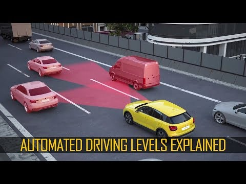 Automated Driving Levels Explained