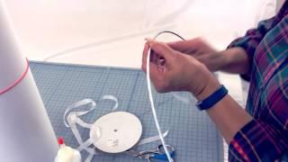 How To Make A Custom Lampshade: Custom Laminated Or Paper Lampshade