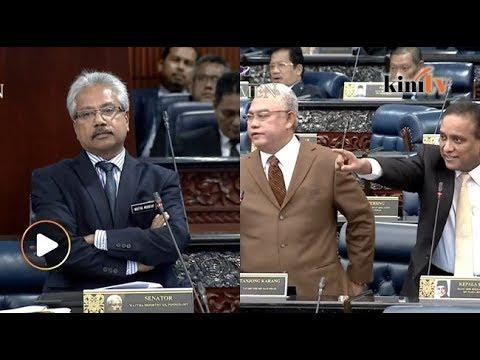 Dewan Rakyat 'panas' isu Icerd