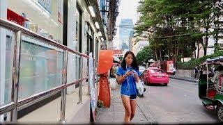Sukhumvit Soi 11 Daytime Walk , Bangkok