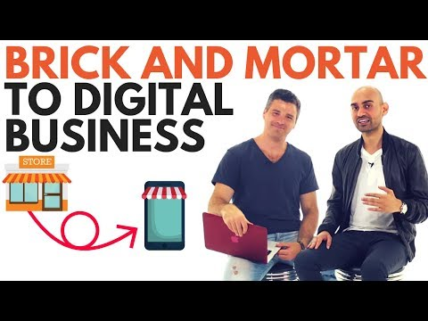From Brick and Mortar to an Online Business in a Digital World