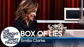 Box Of Lies With Emilia Clarke