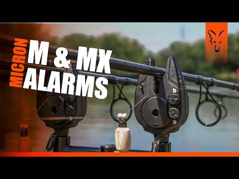 Fox MICRON MX - elektromos kapásjelző szett (4 botos) videó