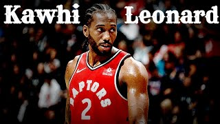 "Kawhi Leonard || ""Money In The Grave"" 