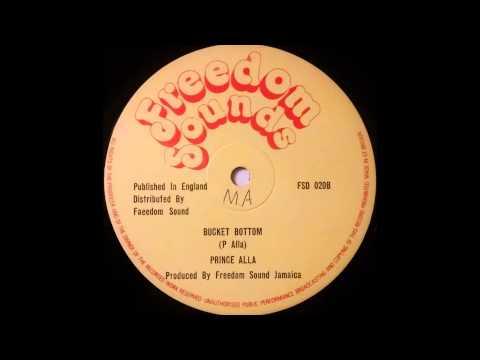 PRINCE ALLA – Bucket Bottom [1979]