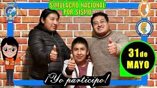 SPOT SIMULACRO DE SISMO 31 DE MAYO 2018