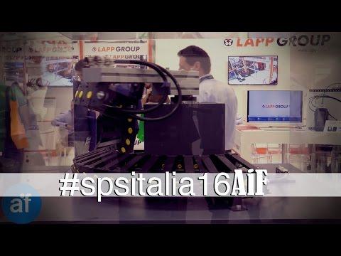 SPS 2016, le soluzioni italiane per la fabbrica del futuro