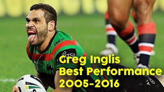 Greg Inglis: The Ultimate Tribute - Career Highlights From 2005 To 2016
