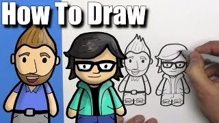How To Draw Link Step By Step Free Online Videos Best Movies Tv