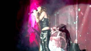 Gypsy Heart Tour à Santiago - 7 Things Performance - 04/05/11