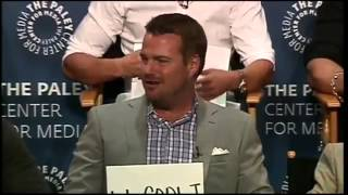 Funny Moments from NCIS: Los Angeles Cast Interview at Paleyfest 2015