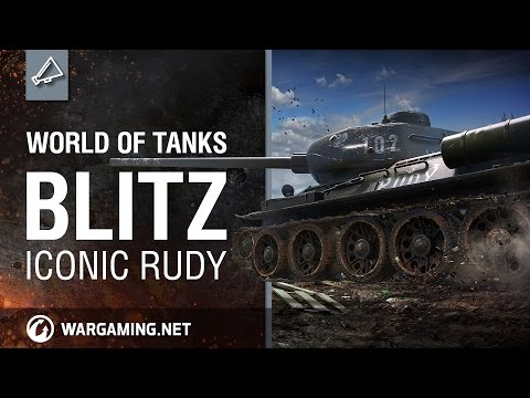 World of Tanks Blitz - Rudy