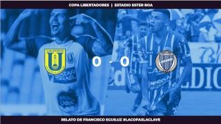 EN VIVO | U.De Concepción Vs Godoy Cruz | Copa Libertadores | #LaCopaXLaClave