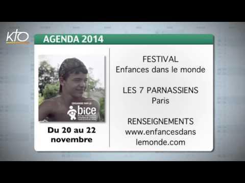 Agenda du 14 novembre 2014