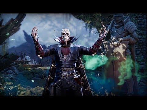 Definitive Edition - Gameplay Trailer de Divinity : Original Sin II