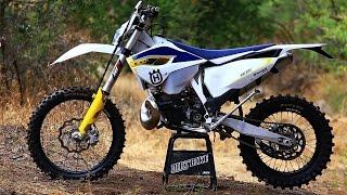 2015 Husqvarna TE 300 2 Stroke with Mike Brown - Dirt Bike Magazine