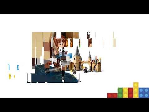 Lego Die Peitschende Weide von Hogwarts 75953: Rezension