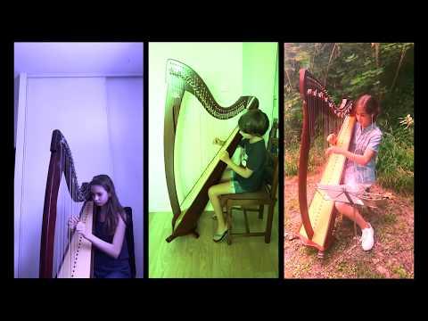 Vidéo - Hallelujah - classe de harpe