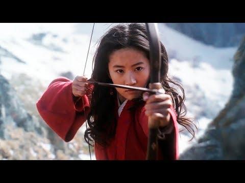 «Мулан» (2020) — тизер-трейлер фильма
