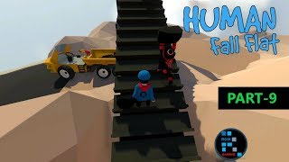 [Hindi] Human: Fall Flat | Funniest Game Ever (PART-9)