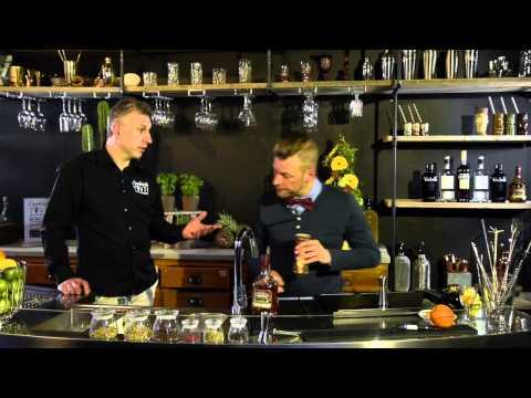 Freestyle Tiki cocktail