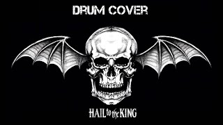 Avenged Sevenfold - Hail to the King || Drum cover