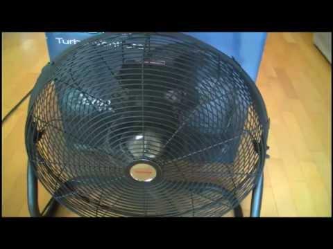 Bodenventilator - Honeywell HHV180E2 - Hochleistungs-Ventilator