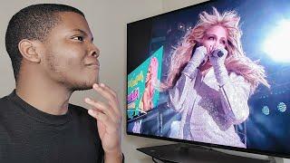 Jennifer Lopez - New Year's Eve Performance (REACTION)