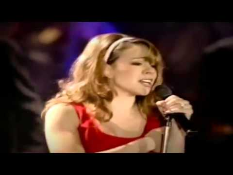 mariah carey higher key all i want for christmas is you live tokyo dome 1996 - Mariah Carey All I Want For Christmas Live