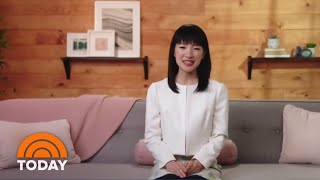 Inside Marie Kondo's Guiding Principles Of 'Tidying Up' | TODAY