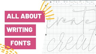 """The Surprising Things You Never Knew About """"Writing Fonts"""""""