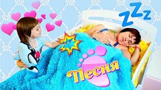 Бьянка иМаша Капуки- Песня про утро - Привет, Бьянка