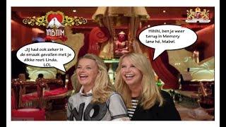 €300 Miljoen  Yab Yum Billen Van Prinses Mabel In Beeld & Oerdomme Linda De Mol.