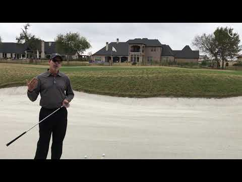 How Important is Follow-Through for a Bunker Shot