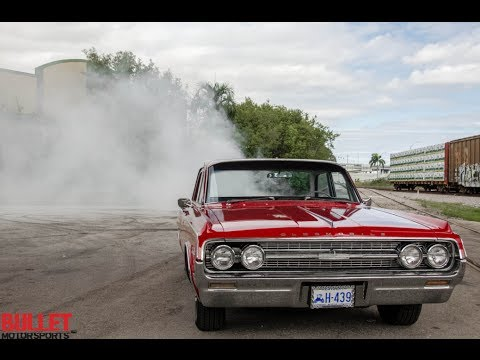 1964 Oldsmobile Super 88 Test Drive Video