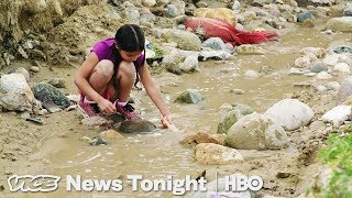 There's A Poop Crisis At The Border (HBO)