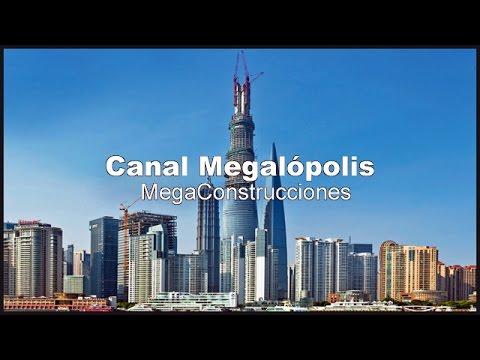 CHINA (Construyendo la Torre Shanghái)