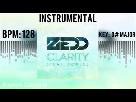 Zedd feat. Foxes - Clarity (Official Instrumental)