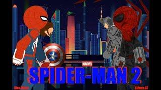 Spider-Man 2 (Рисуем Мультфильмы 2)