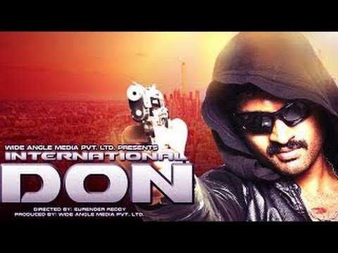 International DON - South Indian Super Dubbed Action Film - Latest HD Movie 2016