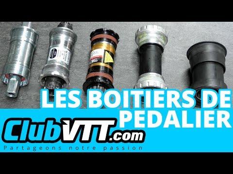 Boitier de pédalier vtt - Quel boitier de pédalier choisir ? - 226