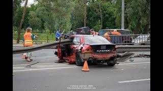 ВИДЕО АВАРИЙ ДТП АВТОМОБИЛЕЙ И МОТО СНЯТЫХ НА ВИДЕОРЕГИСТРАТОР Car Crash Channel №22