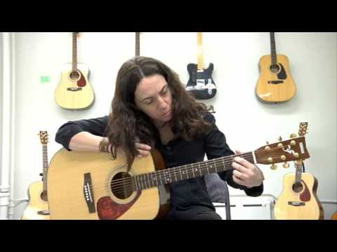 Guitar for Beginners 16 -- How to Play the A7 Chord