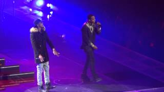 Usher, August Alsina & Trey Songz - I Luv This Shit - United Center (Chicago)