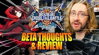 BlazBlue Cross Tag Beta: Thoughts & Review w/Maximilian