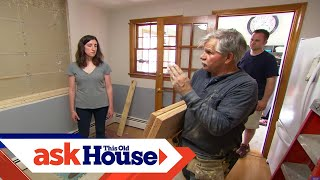 How to Cut a Pass-Through in a Load Bearing Wall | Ask This Old House